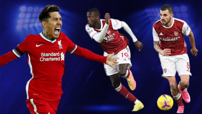 Ливърпул отново на върха след победа над Тотнъм, Арсенал спря серията от загуби