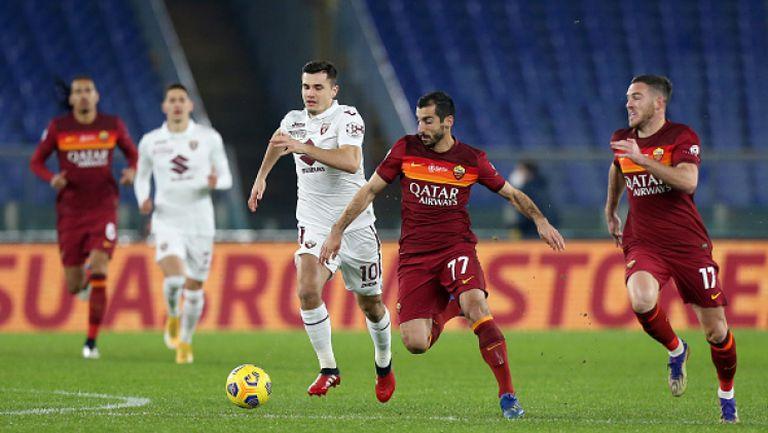 Рома с лесна победа над Торино