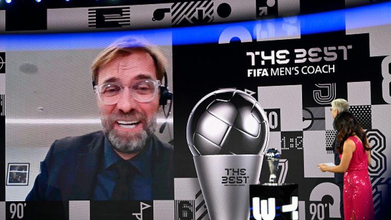 Клоп е изненадан, че е спечелил наградата за най-добър треньор