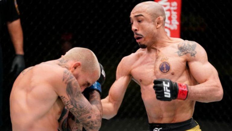 Жозе Алдо надви Марлон Вера и се върна към победите в UFC