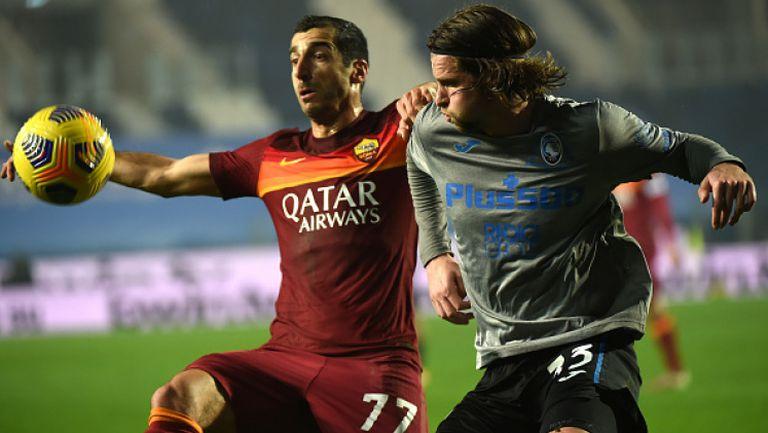 Аталанта разгроми Рома