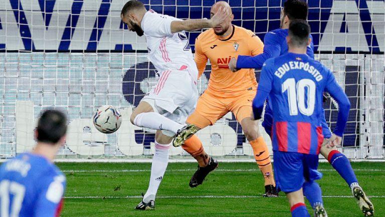 Ейбар - Реал Мадрид 1:3