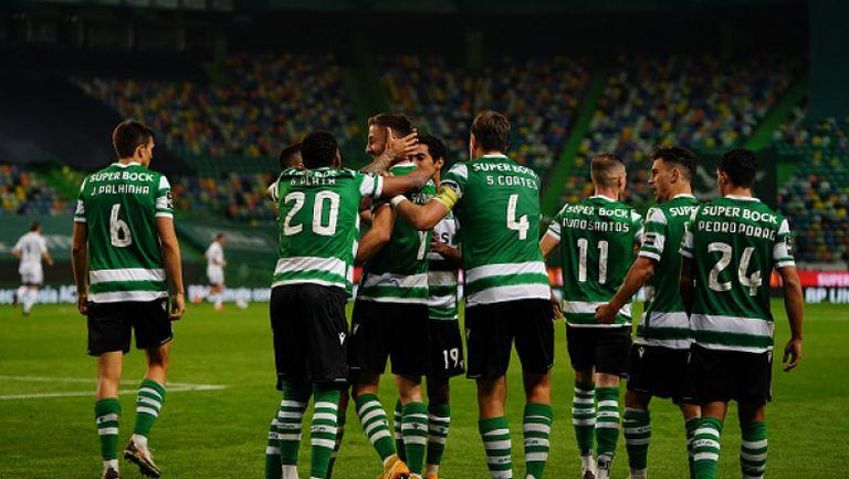 Спортинг (Лисабон) - Фарензе 1:0