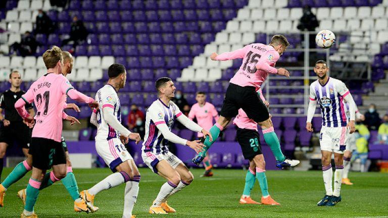 Меси задмина Пеле след успех на Барселона с 3:0 срещу Валядолид