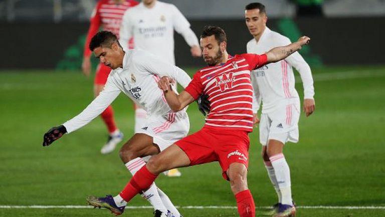Реал Мадрид - Гранада 2:0
