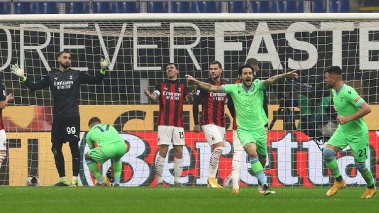 Милан ще зимува на върха в Серия А