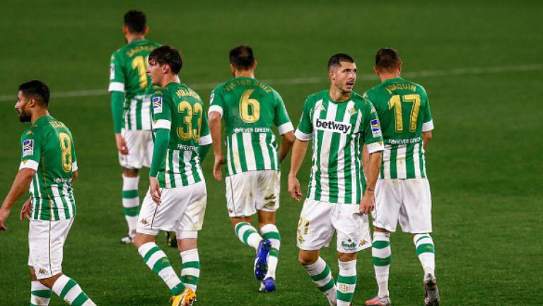 Реал Бетис - Кадис 1:0