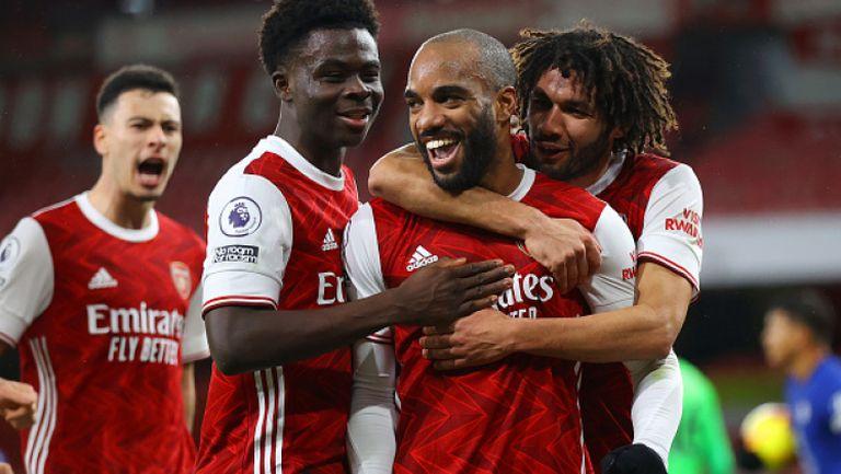 Арсенал най-накрая спечели - 3:1 срещу Челси