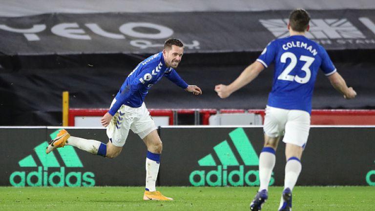 Евертън взе ценна победа като гост на Шефилд Юнайтед с 1:0