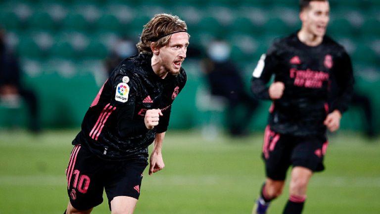 Елче не се даде на Реал Мадрид и измъкна 1:1