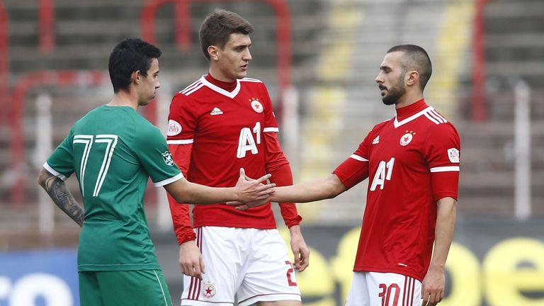 От ЦСКА-София обявиха седмичната си програма