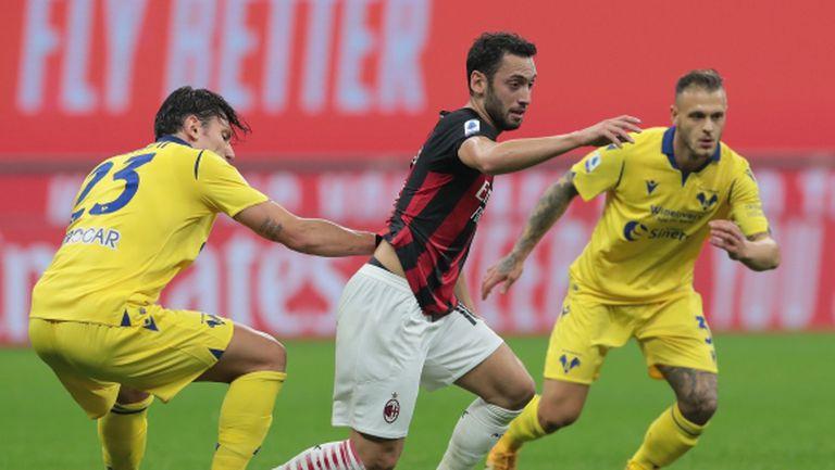 В Милан съгласни да не вземат нищо за Чалхаанолу