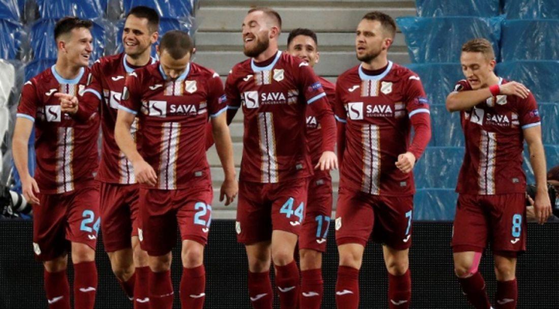 Риека изтръгна точка от лидера в Ла Лига