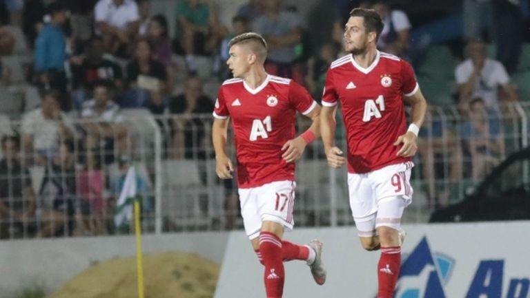 ЦСКА-София се разделя с младежки национал