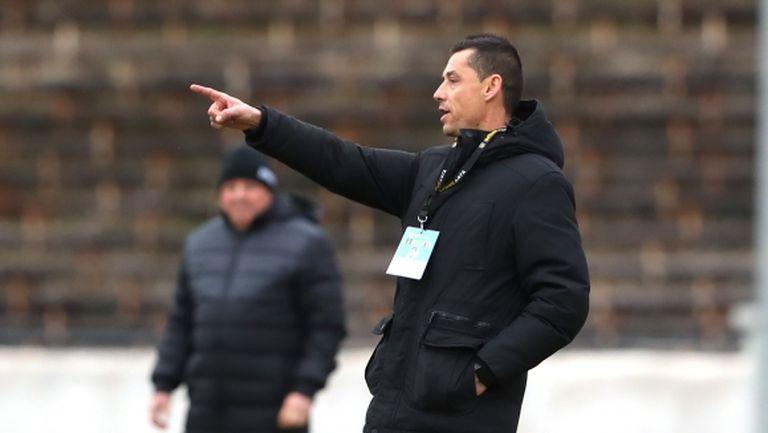 Томаш: Доволен съм, благодарение на футболистите нещата се получават