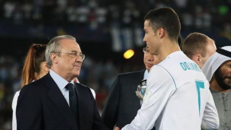 Калдерон: Флорентино направи голяма грешка с Роналдо
