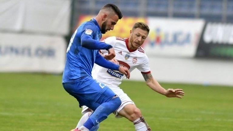 """От Стяуа са """"хвърлили око"""" на още един българин в Румъния"""