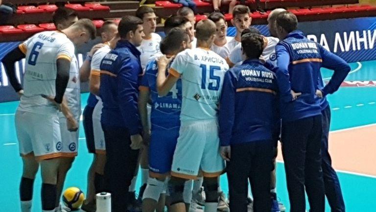 Дунав нанесе първа загуба на Локомотив във втората осмица