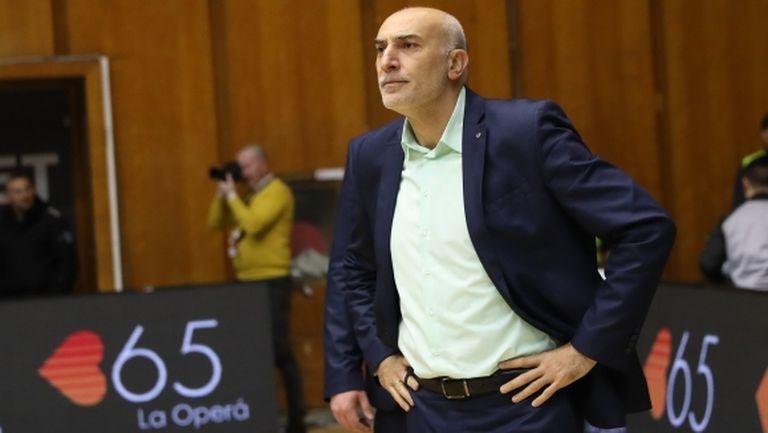 Любо Минчев: Днес направихме доста глупости, но ще дойдат по-важни мачове