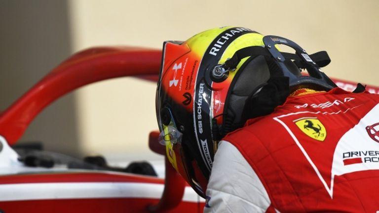 Шумахер е новият шампион във Формула 2, индиец с първа победа