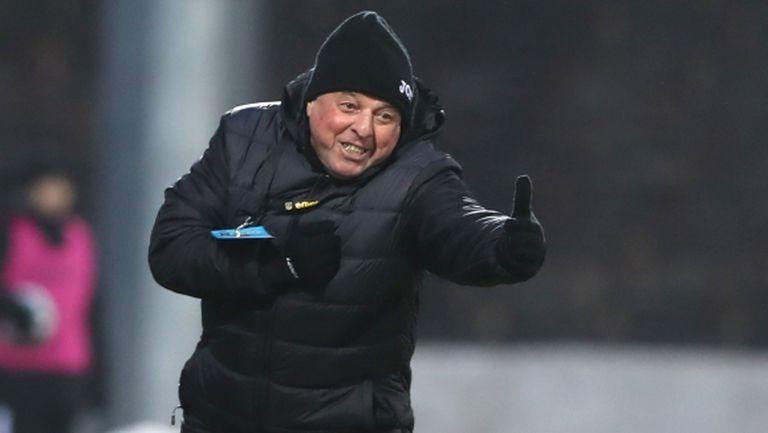 Тарханов: Проблемът е атаката, особено срещу най-добрия отбор в България