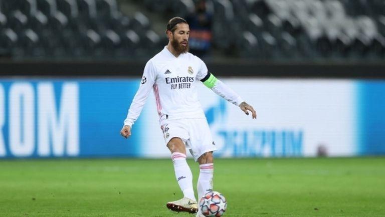 Серхио Рамос е готов да поведе Реал Мадрид срещу Борусия