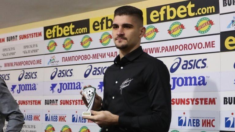 Боруков: Имах разговор с Левски, но нищо повече (видео)