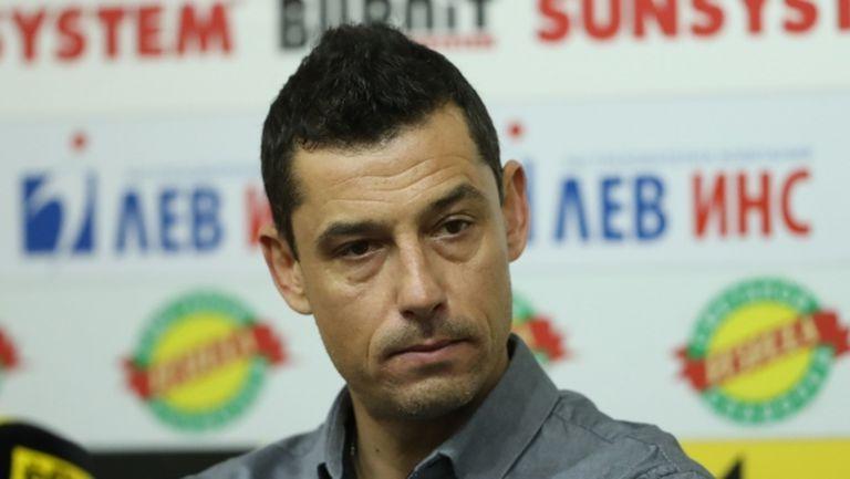 Томаш: Три пъти отказвах на Етър, но ще се скъсам от работа, докато има надежда