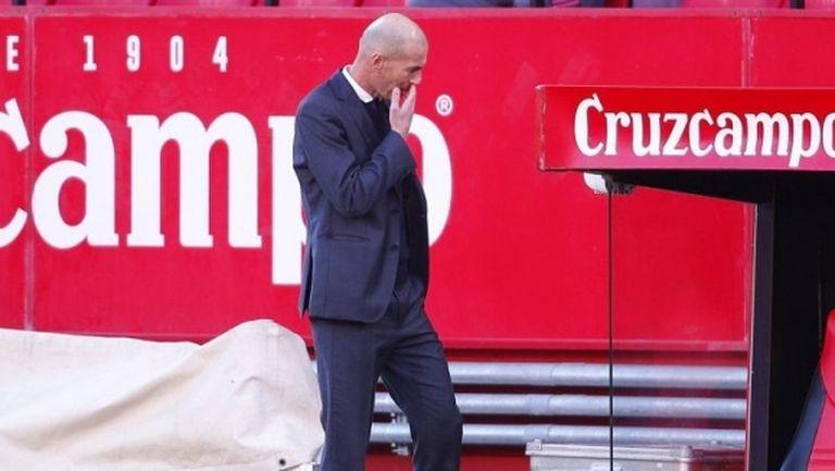 "Зидан търси дясно крило за ""финала"" срещу Борусия (М)"
