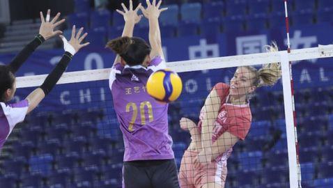 Добриана Рабаджиева и Гуанджоу се класираха за финалната шестица в Китай