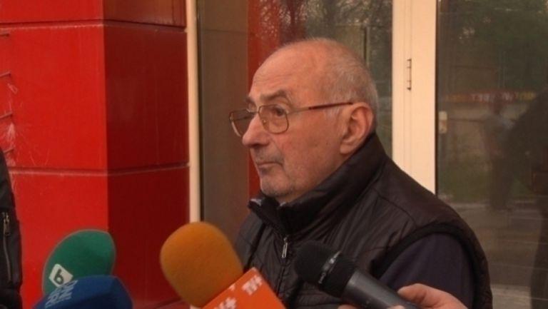 Иван Вутов: Убеден съм, че традицията ще се запази и Берое ще победи Левски