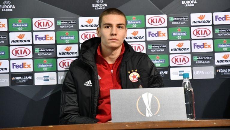 Антов: Рома е много голям отбор, но излизаме да победим