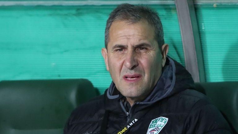 Херо: В момента нямаме сили да ходим, но беше важно да победим Левски