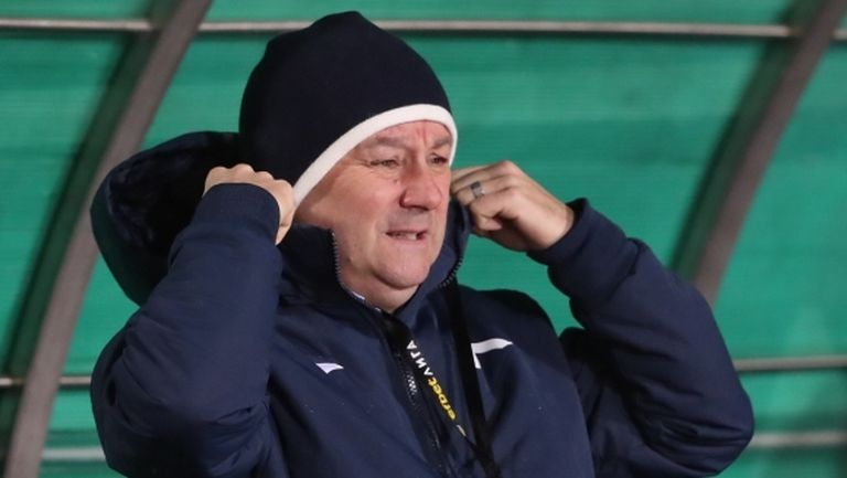 Стоянович: Две грешки и ни вкараха два гола