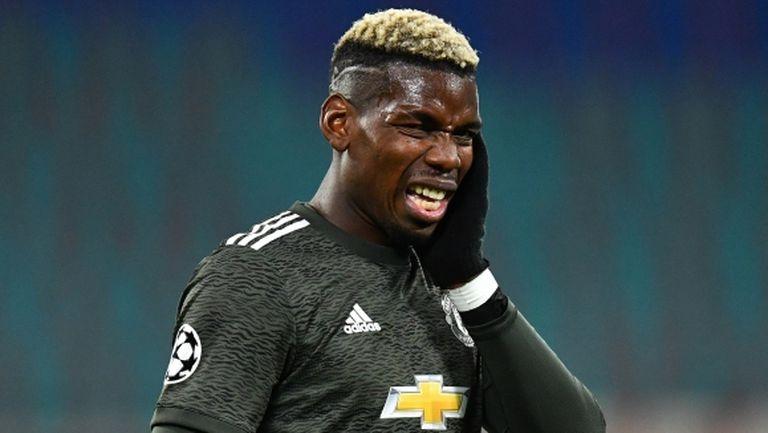 След изблика на Райола: В Юнайтед са готови да се разделят с Погба