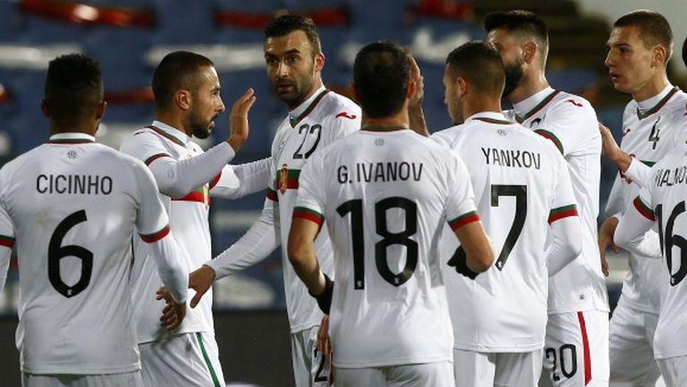 България завърши годината на 68-о място в ранглистата на ФИФА