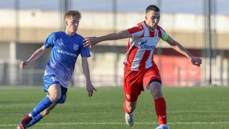 Три клуба от Серия А се интересуват от сръбски вундеркинд