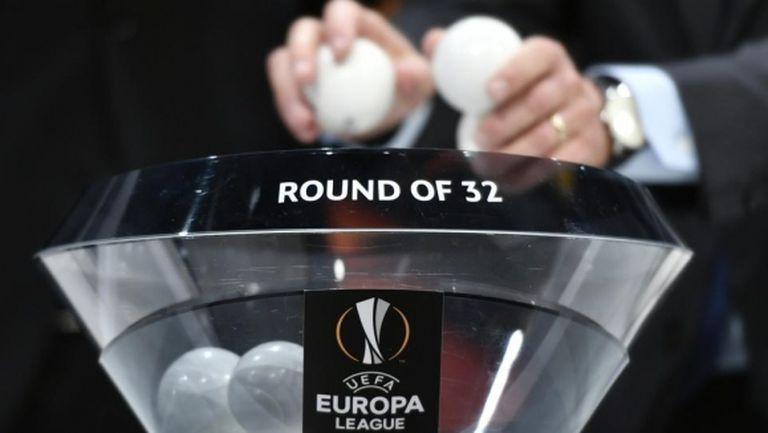 Вижте всички участници в елиминациите на Лига Европа и разпределението по урни за жребия