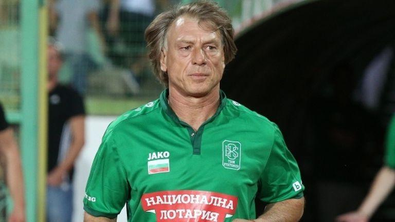 Васил Драголов е очаквал победата на Берое над Левски