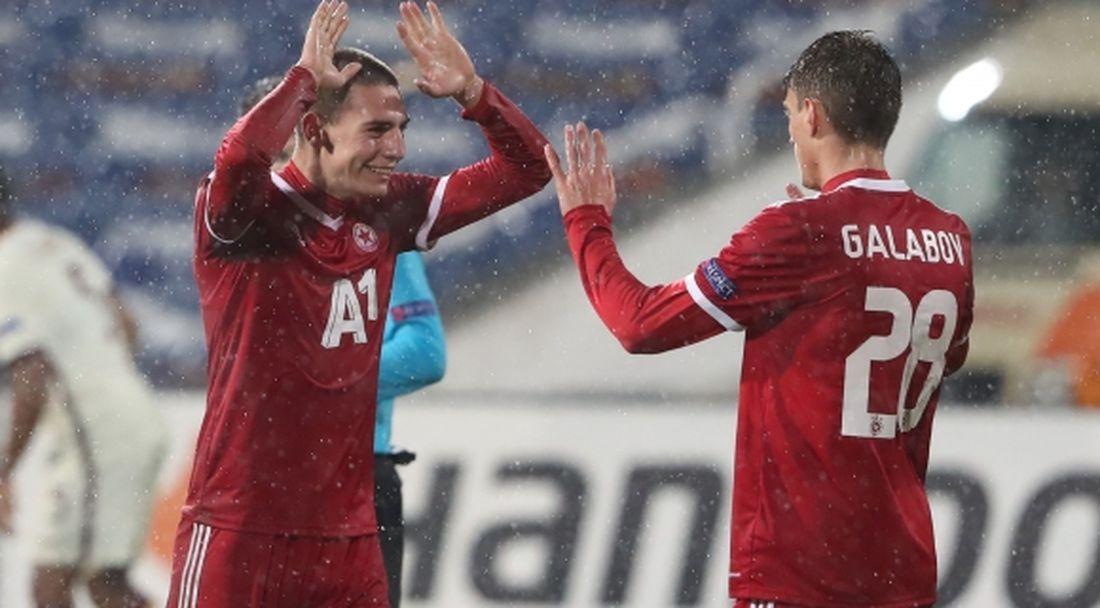 ЦСКА-София с огромен скок в ранглистата на УЕФА след успеха над Рома