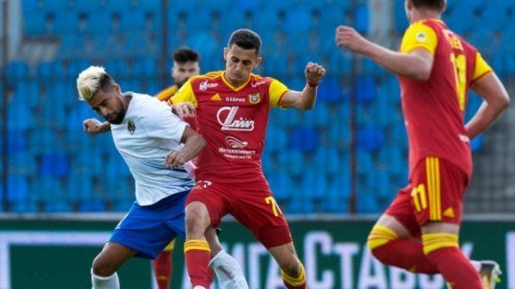 Георги Костадинов за трети пореден мач ще бъде капитан на Арсенал (Тула)