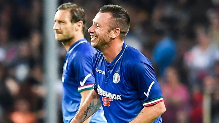 Футболен агент втрещи: Касано е най-добрият италиански футболист в историята
