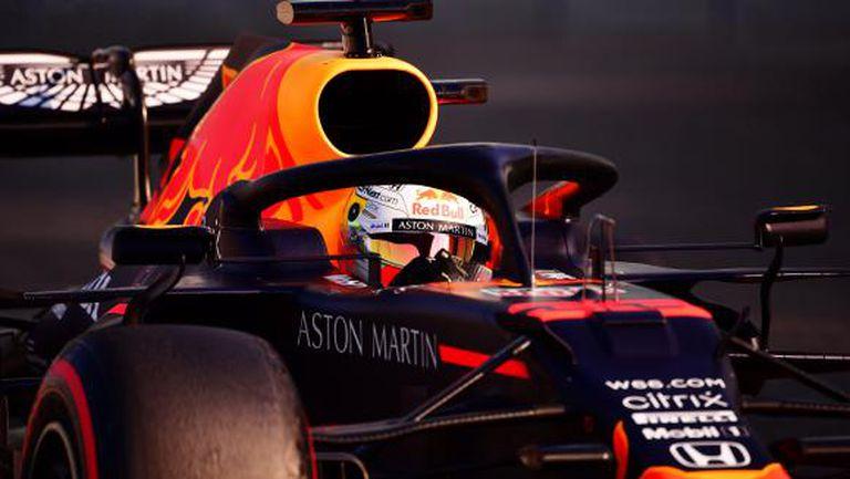 Верстапен най-бърз преди квалификацията за Гран При на Абу Даби