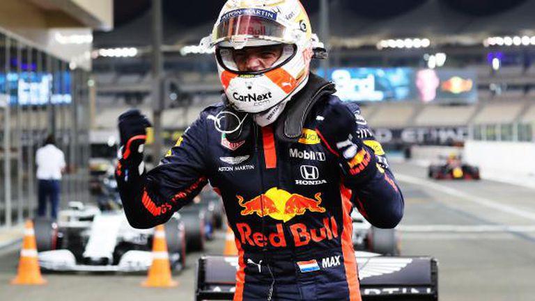 Верстапен победи Мерцедес и стартира първи в Гран При на Абу Даби