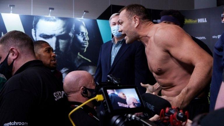 Сам срещу всички: Пулев чака 55 месеца за мач с Джошуа