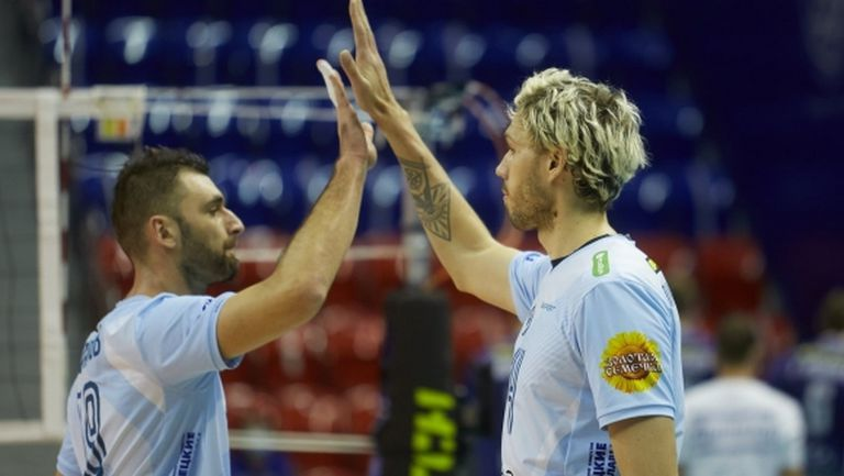 Супер Цецо Соколов с 19 точки, Динамо с нова победа в Русия