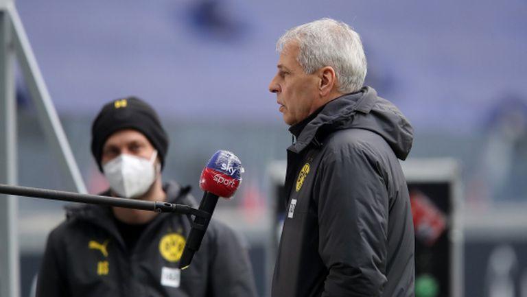 Треньорът на Дортмунд: Това е недопустимо!