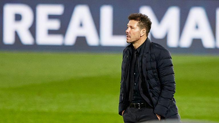 Симеоне призна превъзходството на Реал