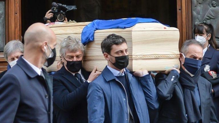 Домът на Паоло Роси беше ограбен по време на погребението му