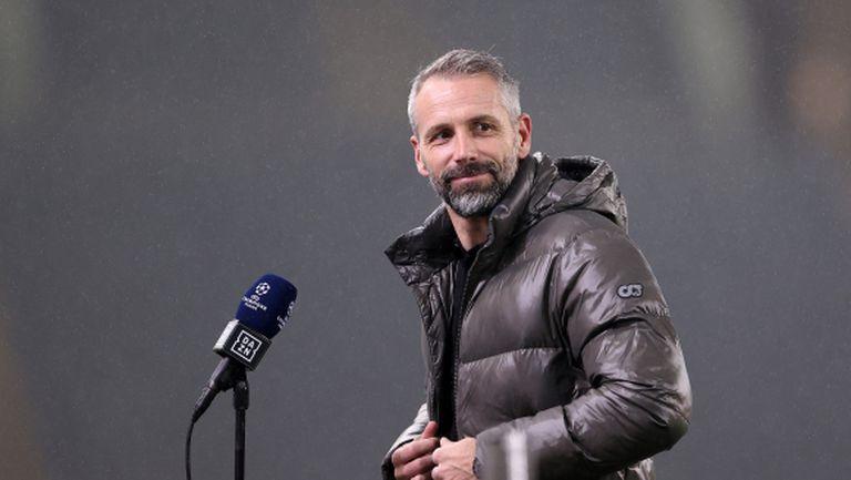 Избран за най-секси треньор е фаворит за Дортмунд